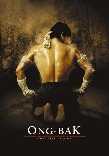 Poster Of Ong-Bak: The Thai Warrior Full Movie in Hindi HD Free download Watch Online 720P HD